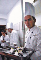 A9188- COOKS CHEFS PROFESSION POSTCARD - Andere