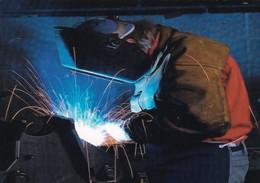 A9200- WELDER WORKER PROFESSION POSTCARD - Andere