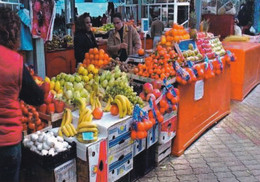 A9201- SELLER VEGETABLES AND FRUITS PROFESSION POSTCARD - Andere