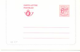 Belgique Carte-lettre N° 45 FN Neuve - Letter-Cards