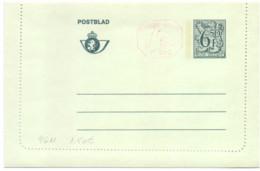 Belgique Carte-lettre N° 46 N Neuve - Letter-Cards