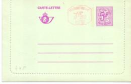 Belgique Carte-lettre N° 44 F Neuve - Letter-Cards