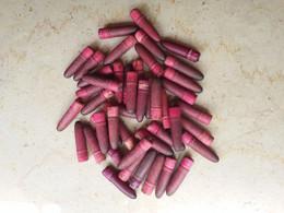 Lot De 47 Balles Bois Allemandes Pour Cartouches Mauser D'exercice - Armas De Colección