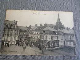 Roye    Place D Armes - Roye