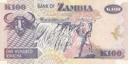 2  BILLETS  DE  ZAMBIA  NEUF  100/100  Voir  Scan - Zambia