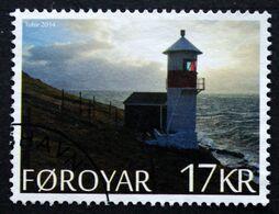 Faroe Islands  2014 Faroese Lighthouses    MiNr.808 ( Lot  G 2201) - Féroé (Iles)