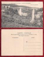 CPA...FRONTIERE FRANCO-SUISSE...LE PONT DE VALLORBES - Other Municipalities