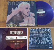 """Disque LP 33T Vinyle 12"""" De Madonna """" Going Bananas Live Sydney Australia 1993 """" Disque En édition Limitée Et Vinyle De - Disco & Pop"""