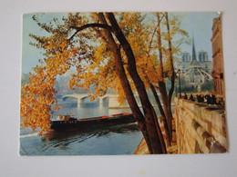 CPA France Ile De France Paris Notre-Dame 1974 - Mehransichten, Panoramakarten