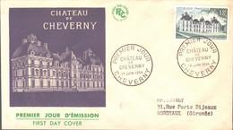 N°980 Cheverny 19/06/1954 - 1950-1959