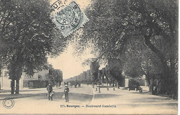 A/238          18     Bourges      Boulevard Gambetta - Bourges