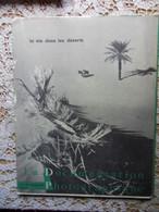 LA  DOCUMENTATION PHOTOGRAPHIQUE N°199-1959-LA VIE DANS LES DESERTS - Sciences