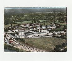 CPSM COULEUR:PONT HÉBERT (50) ÉTABLISSEMENTS CLAUDEL VUE..ÉCRITE - Other Municipalities