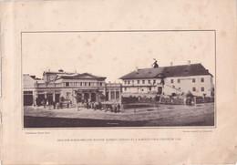 A8727 - SZOLNOK DOBOKAMEGEY - DABACA CLUJ ROMANIA OLD TRANSIVANIA/UNGARIA OLD ORIGINAL PHOTO BIG SIZE - Old (before 1900)
