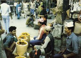 KATMANDOU  Le Marché Aux épices RV - Nepal