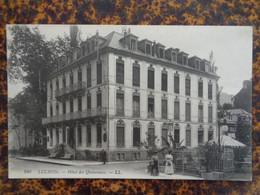 LUCHON - HOTEL DES QUINCONCES - Luchon