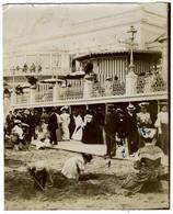 Ancien Casino De Trouville-sur-Mer (Calvados). Normandie. Tirage Citrate Circa 1900. - Old (before 1900)