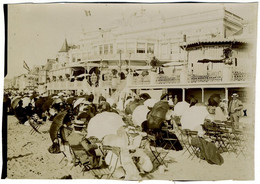 Casino De Trouville-sur-Mer (Calvados). Normandie. Tirage Citrate Circa 1900. - Old (before 1900)