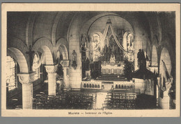 CPA 62 - Maretz - Intérieur De L'Eglise - Non Classificati