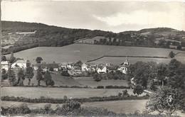 CPSM Bazoches-du-Morvan Le Village Vu De Ceugne - Bazoches