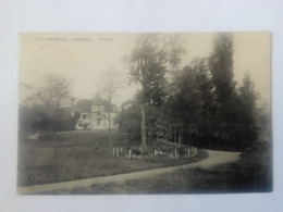 Cpa Vesdun Frappon 1912 - Bourges