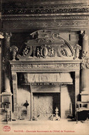 NIM 29453   TROYES  CHEMINEE RENAISSANCE DE L HOTEL DE VAULUISANT - Troyes