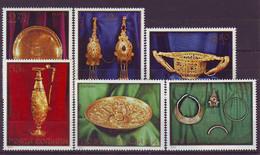 ROMANIA 3140-3145,unused - Nuevos