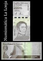 Venezuela 200000 Bolívares 2020 (2021) Pick New SC UNC - Venezuela