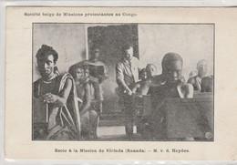 Société Belge De Mission Protestante. Ecole De Kirinda (Ruanda)  Scan - Congo Belge - Autres