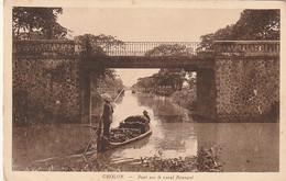 ***  VIET NAM  ***   CHOLON  Pont Sur Le Canal Bonnard - Neuve TTBE - Vietnam