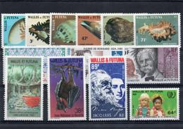 TIMBRE WALLIS&FUTUNA. ANNEE 1985 - Unused Stamps