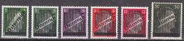 Österreich 1945  - Mi.Nr. 668 - 672 - Postfrisch MNH - 1945-60 Nuovi & Linguelle