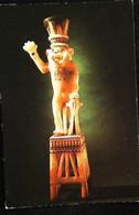►     Egypte  Cosmetic Vase In The Form Of A Lion - Non Classificati