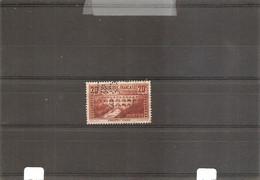 France ( 262 Oblitéré - Perforation J&C  De La Banque Jordaan Et Compagnie) - Perfins