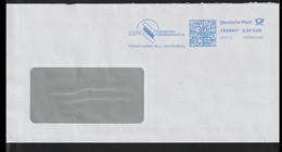 Germany Cover W/Meter Freiburg 2012 SBFV Südbadischer Fussballverband E.V  - AFS (LG23) - Lettres & Documents