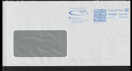 Germany Cover W/Meter  2012 Finanzgruppe Deutscher Sparkasse- Und Giroverband - Olympia Partner Deutschland - Other