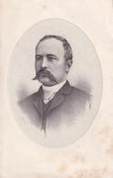 LITHO VAN LOO -  AMEDEE DE GEYTER  - LEDEBERG  1855    1890       2 SCANS - Esquela