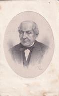 LITHO VAN LOO -  SERAPHIN BEKAERT  MELLE  1805   LEDEBERG  1892       2 SCANS - Esquela