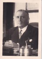 BURGERMEESTER WETTEREN  = JOSEPH Du CHATEAU  GENT 1896  BRUGGE 1968      2 SCANS - Esquela