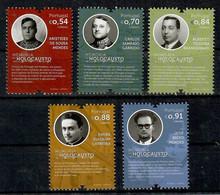 Portugal 2021 , Memoria Do Holocausto - Satz , Postfrisch / MNH / (**) - Unused Stamps