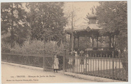 TROYES (10 - Aube)  Kiosque Du Jardin Du Rocher - Troyes