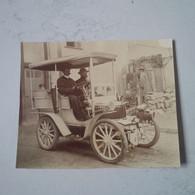 PHOTO AUTOMOBILE A IDENTIFIER - Automobili