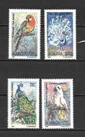 Romania 1999 Birds - Art - Paintings MNH - Nuevos