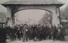 PAU Visite Du Maréchal Pétain à La Maison Du Paysan 1941 - Sin Clasificación