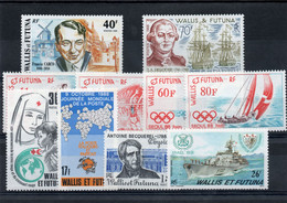 TIMBRE WALLIS&FUTUNA. ANNEE 1988 - Unused Stamps