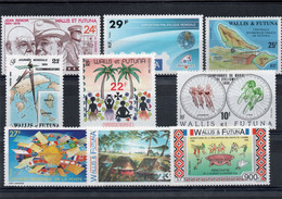 TIMBRE WALLIS&FUTUNA. ANNEE 1989 - Unused Stamps