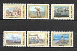 Romania 2003 Ar T - Paintings MNH - Nuevos