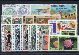 TIMBRE WALLIS&FUTUNA. ANNEE 1991 - Unused Stamps