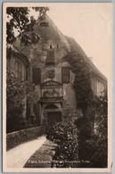 Ahorntal Kirchahorn - S/w Schloss Rabenstein 10   Portal - Andere