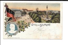 Gruss Aus STUTTGART. - Stuttgart